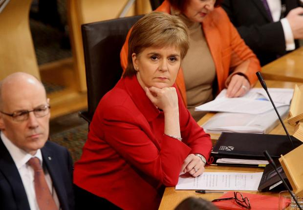 Sturgeon Parliament